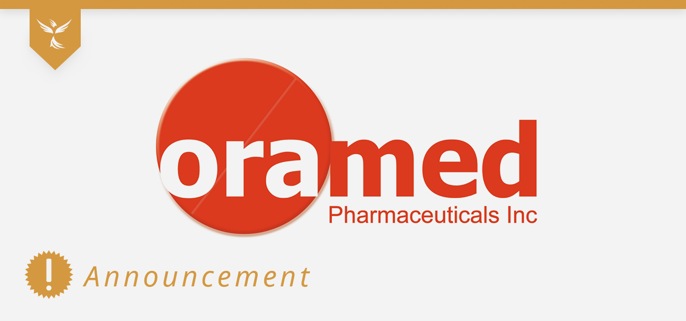 oramed cover image
