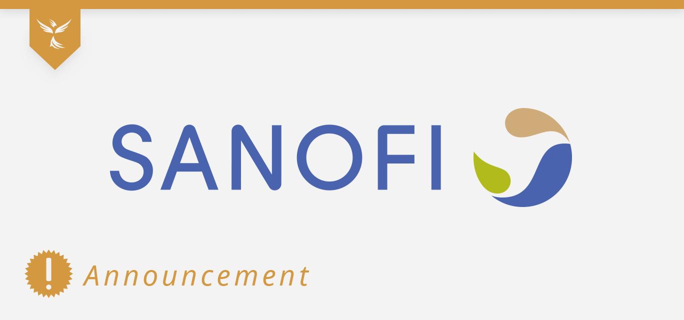 sanofi cover image