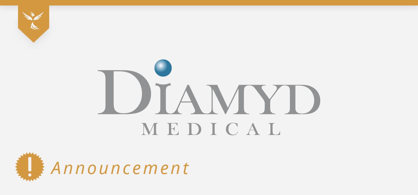 diamyd medical cover image