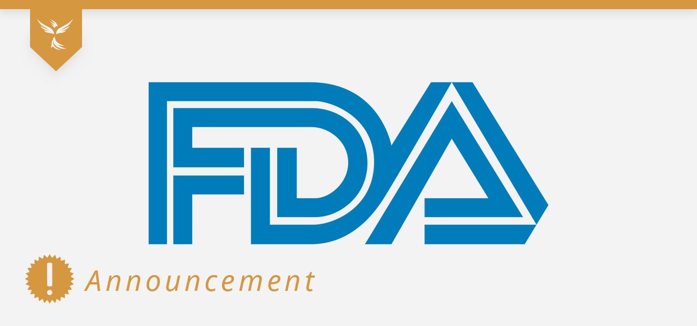 FDA cover image