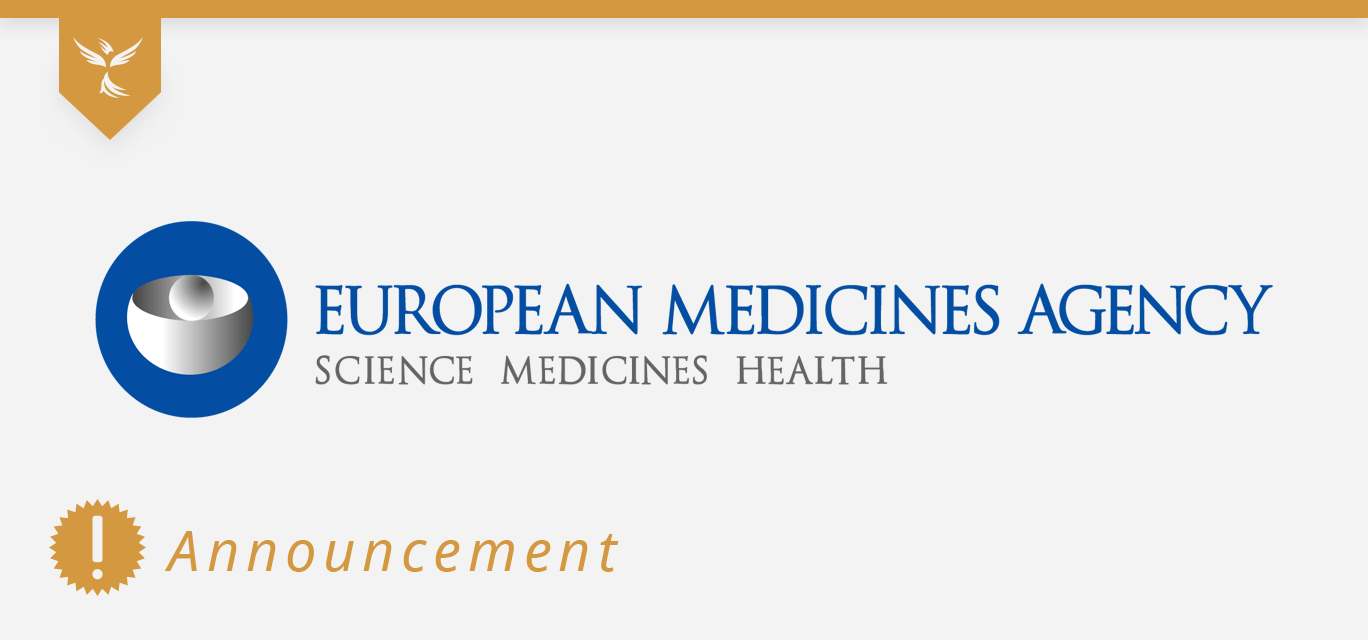 european medicines agency cover image